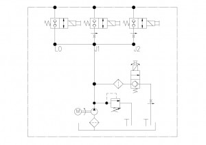 ac power pack for 4post car lifts jnd hydraulics co , ltd auto lift hydraulic schematic 4post lift hydraulic 02_03circuit
