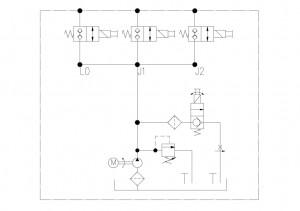 AC Power Packs for Wheel alignment scissor lift – JND HYDRAULICS Co